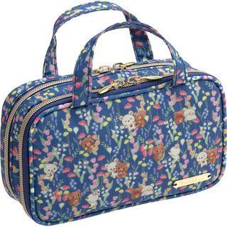 San-x Rilakkuma Cosmetic Bag One Size