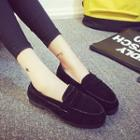 Fleece Lined Loafers