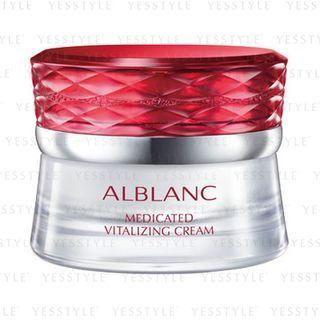 Sofina - Alblanc Medicated Vitalizing Cream 40g