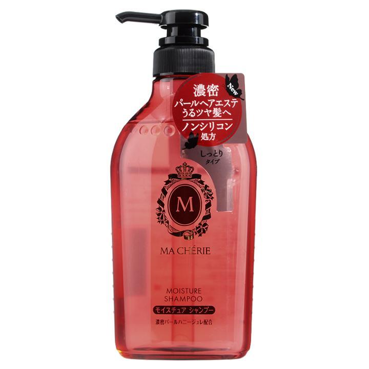 Shiseido - Ma Cherie Moisture Shampoo Ex 450ml