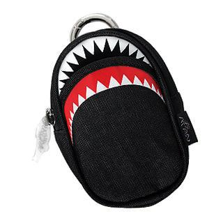 Shark Pouch Black - One Size