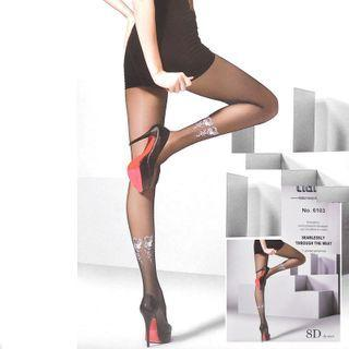 Light Tights Black - One Size