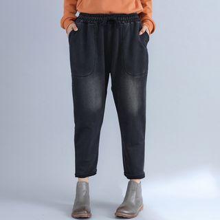 Baggy Harem Jeans