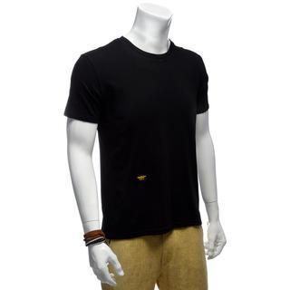 Round-neck Embroidered T-shirt