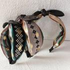 Patterned Ribbon Hair Band