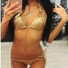 Sequined Bikini