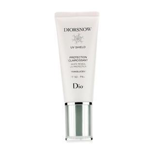 Christian Dior - Diorsnow White Reveal Uv Shield Uv Protection Spf 50 - # Pearly White 40ml/1.6oz