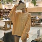 Litter Printed Long Sleeve T-shirt