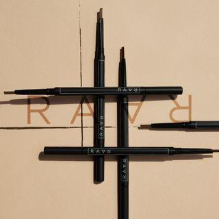 Neogen - Raar Style Draw Skinny Eyebrow - 4 Colors #01 Ashpresso