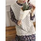 Crochet-lace Top