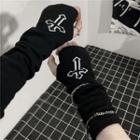 Cross Gloves Black - One Size