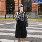 Pinafore Dress Shorts