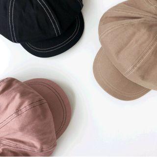 Stitch-trim Hat