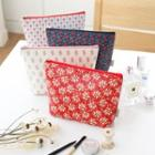 Iconic Series Pattern Pouch