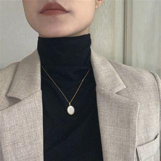Pearl Necklace  - 40.5+5cm Necklace