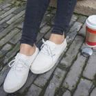 Slit Cuff Skinny Jeans