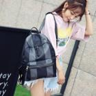 Striped Backpack ( 2 Size)