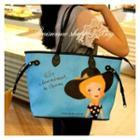 Shinzi Katoh Series Shopper Bag