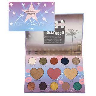 Italia Deluxe - Pretty Famous Eyeshadow 1 Pc