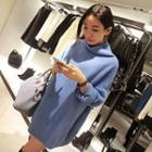 Turtleneck Loose-fit Sweater