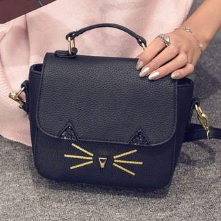 Cat Accent Cross Bag