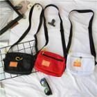 Chinese Character Crossbody Bag
