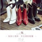 High-heel Short Boots