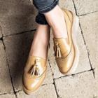Tasseled Brogue Loafers