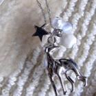 Sweetie Little Horse Bead Necklace