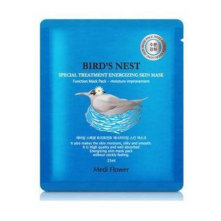 Mediflower - Special Treatment Energizing Skin Mask - 2 Types Birds Nest