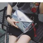 Patent Envelope Shoulder Bag