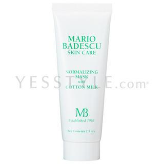 Mario Badescu - Normalizing Mask With Cotton Milk 2.5oz
