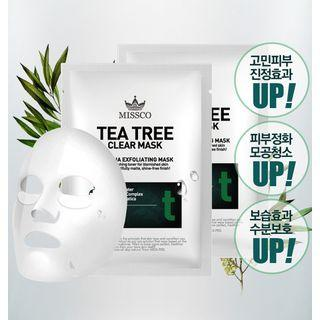 Medi-peel - Tea Tree Clear Mask Set 10pcs