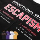 Couple Escapism Printed T-shirt
