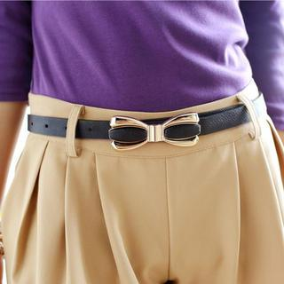 Bow-accent Belt