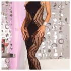 Sleeveless Cut Out Bodycon Dress