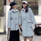 Buckled Front Coat / Long Coat