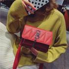 Letter S Crossbody Bag