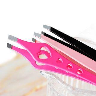Litfly - Tweezer (rose Pink) 1 Pc