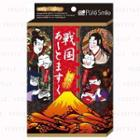 Sun Smile - Pure Smile Sengoku Art Mask Box Set 4 Pcs
