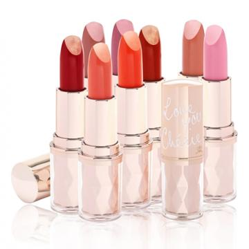 Bisous Bisous - Love You Cherie Lipstick - 8 Types