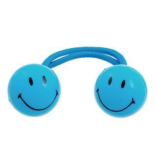 Super Blue Smile Hair Band