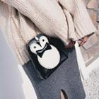 Chain Strap Penguin Crossbody Bag