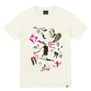 Milk Print T-shirt
