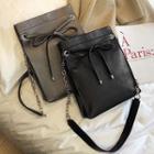 Ribbon Bow Shoulder Bag