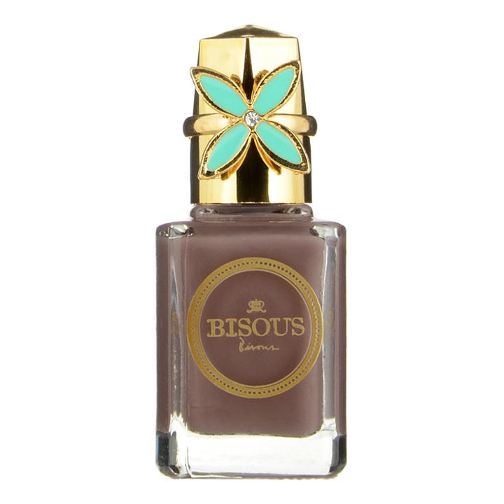 Bisous Bisous - Love Blossom Petit Secret Nail Polish (#049 Milk Choco) 12ml