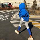 Boxy-fit Hooded Puffer Jacket