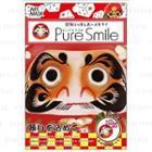 Sun Smile - Pure Smile Nippon Art Mask (kaiunn Daruma) 5 Pcs