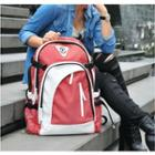 Color-block Supportive Backpack