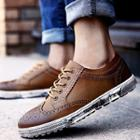 Brogue Sneakers